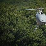 Tíz percig repült az Airbus pilóta nélküli helikoptere