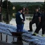 Már a belvíz veszélyezteti Bőcsöt