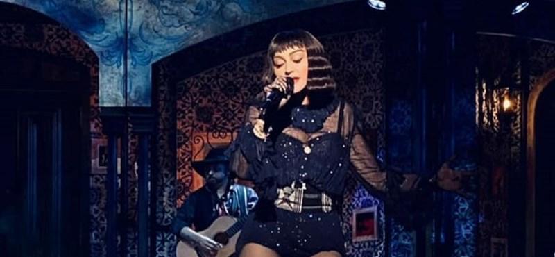 Madonna is elkapta a koronavírust