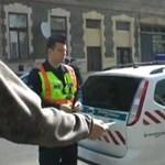 """""""Egyedül is veszélyes"""" - így dolgoznak a józsefvárosi seriffek"""