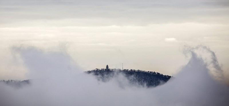 Ködös, párás napunk lesz, figyelmeztetést is kiadtak