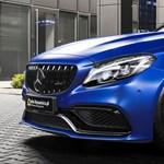 855 lóerős lett a legdurvább Mercedes C-osztály