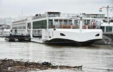 Visszatért Budapestre a Viking Sigyn