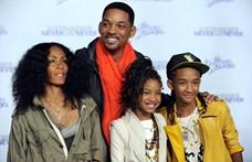 Will Smith felesége élő adásban vallotta be, hogy megcsalta a színészt
