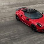 Tetszetős német tuning az Alfa Romeo sportkupéjához
