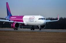 Részeg utas miatt fordult vissza a Wizz Air londoni járata Budapestre