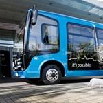 Nem bírják a rossz időt a BKV elektromos buszai
