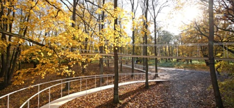 Csodás japán park Tallinn mellett