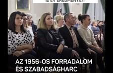 Kovács: Az 1956-os szabadságharc évfordulójára emlékezünk, amikor Gyurcsány kormánya szétverte a demonstrálókat