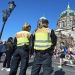 Mégsem terveztek terrortámadást Berlinben?
