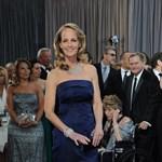 Kiderült az Oscar-gálán viselt H&M-ruha titka
