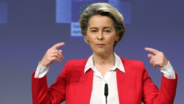 Von der Leyen: A határok lezárása nem megfelelő eljárás a vírus megfékezésére