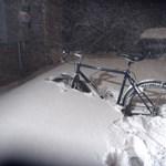 Évtizedek óta nem látott hóvihar tombol Amerikában - Nagyítás fotógaléria