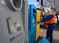 Minden harmadik magyar azt hiszi, hogy a szelektíven gyűjtött hulladék egy helyre kerül