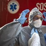 Szlovákiában már több fertőzött van, mint Magyarországon