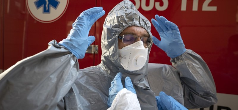 187-re nőtt a koronavírussal fertőzöttek száma Magyarországon