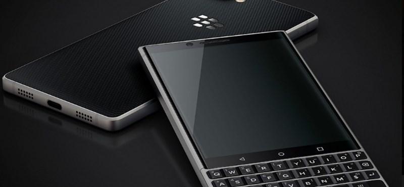 Itt a vége: augusztustól végleg eltűnhetnek a BlackBerry telefonok