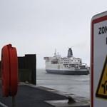 Már a kompok sem járnak Dover és Calais között a koronavírus új változata miatt