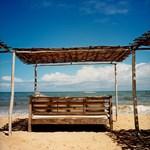 Casa de Brasil - cuki bambuszhotel a tengerparton