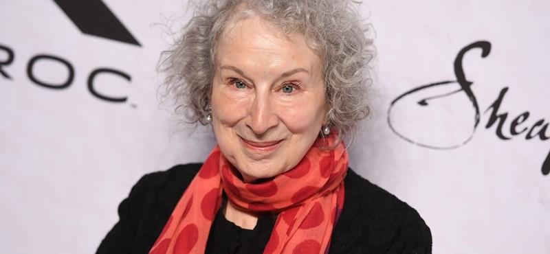 Margaret Atwood: Ha elveszítjük a szabad sajtót, megszűnünk demokráciának lenni