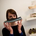 Csináld magad cipővel robbanna be a magyar designer Amerikába