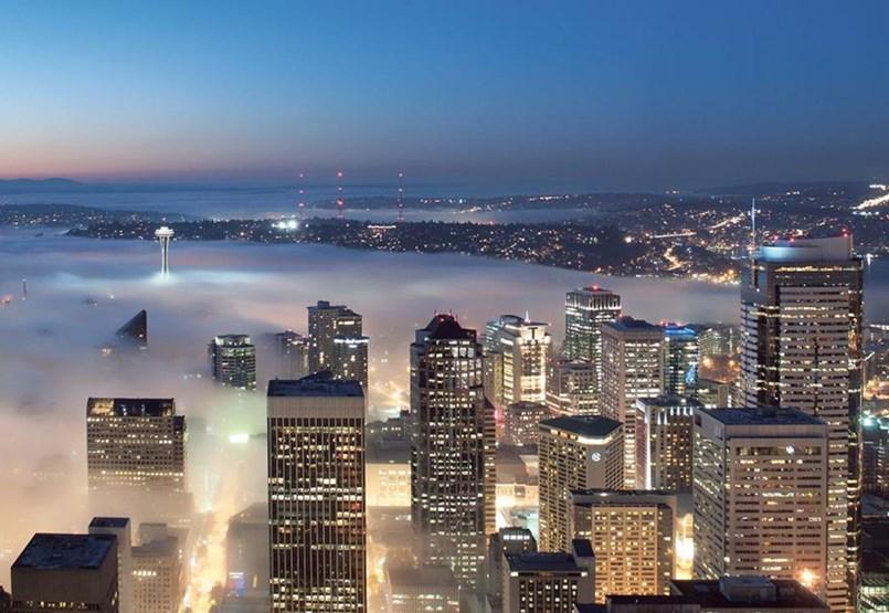 Jönnek a metropoliszok, ahol pár év múlva már hegyi levegőt szívhatunk