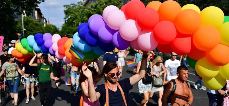 Idén nem a Pride-on vonulókat, hanem az ellentüntetőket kordonozzák körbe