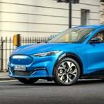 Kiderült az elektromos Ford Mustang Mach-E valós hatótávja