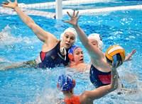 Eb-bronzérmes a magyar női vízilabda-válogatott