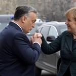 drMáriás német kancellárként festette meg Orbánt