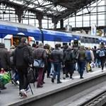 Megbénítja Franciaországot a közlekedési sztrájk