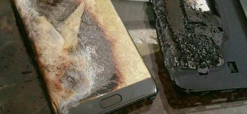 Ez egyre durvább: ennyit bukhat a Samsung a Galaxy Note7-tel