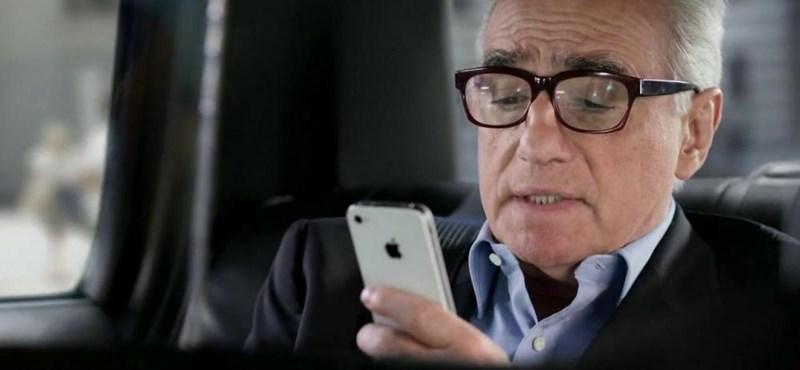 Így üzen az Oscar-díjkiosztón az Apple és Scorsese – videó