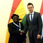 Ghánának osztanánk az észt a magyar fociról és a felcsúti akadémiáról