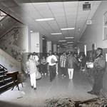 Hátborzongató képek: így néz ki belülről egy évek óta elhagyatott iskola