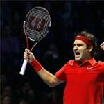 Federer sima győzelemmel döntött rekordot az Australian Openen