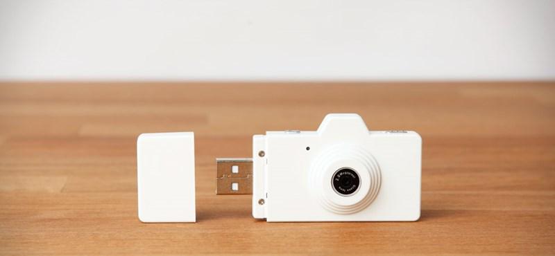 Frappáns ajándék: Apró kémkamera a hétköznapok ügynökeinek