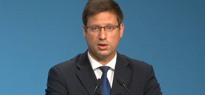 Gulyás Gergely oszthat szét 5 milliárd forintot útfejlesztésre Budapesten