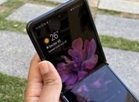 Mit szólna, ha ilyen lenne a Samsung Galaxy Z Flip 3?