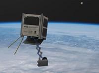 Még idén útnak indul az első fából készült műhold
