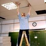 Több iskolában csúszik a tanítás megkezdése, mert nem fejeződtek be a felújítások