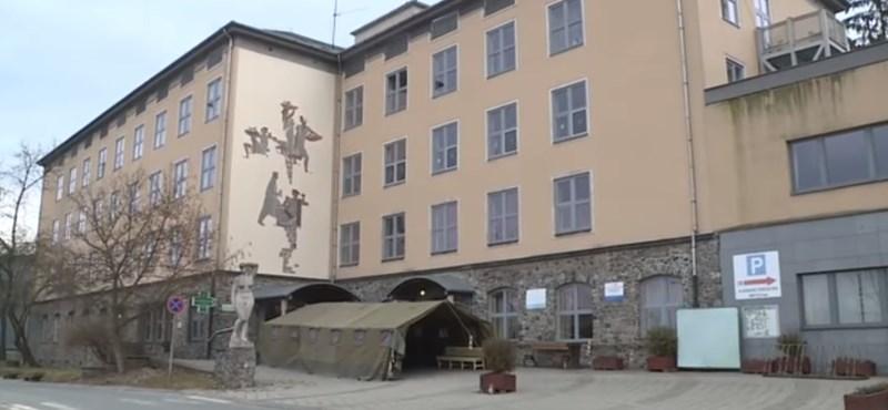 Kórházi főigazgatóság: hazugság, hogy az ózdi kórházban olaszországi állapotok vannak