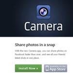 Nagyon szeretné tudni tartózkodási helyünket a Facebook Camera