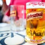 Négy hét sör, mámor, Budapest