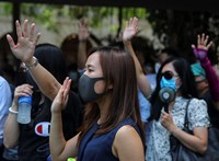 Nobel-díjra terjesztették fel Hongkong népét