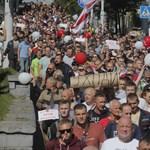 TGM: A lengyel kormány és Belarusz