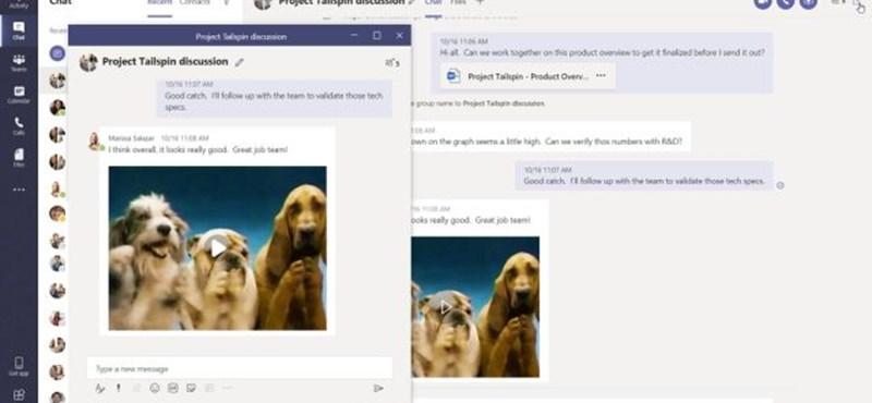 Könnyebb lesz az otthoni munkavégzés, hasznos funkciókat kap a Microsoft Teams