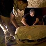 2500 éves, még érintetlen szarkofágokat ástak ki Egyiptomban