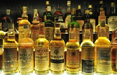 Rekordot döntött a skót whisky exportja