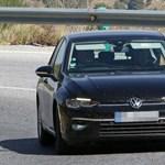 Dupla csúszás után, két hét múlva itt a Volkswagen Golf 8